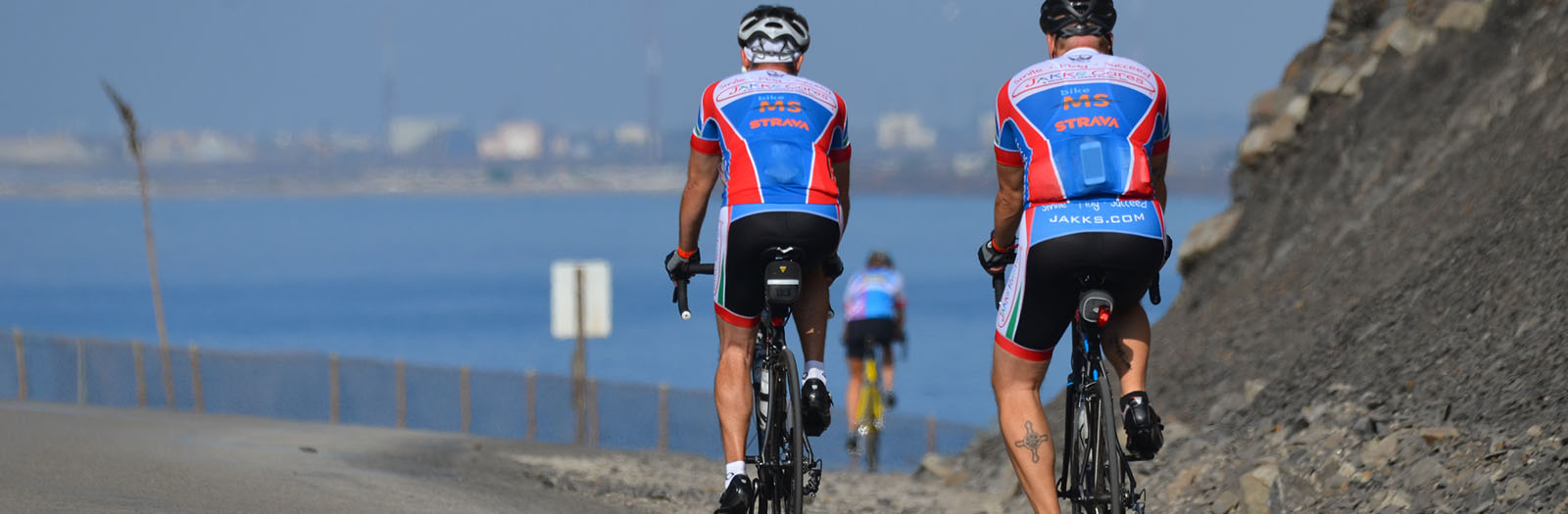 Bike MS Coastal Challenge: Santa Monica to Santa Barbara